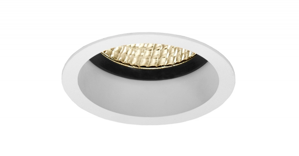 Recessed lights in retail lighting
